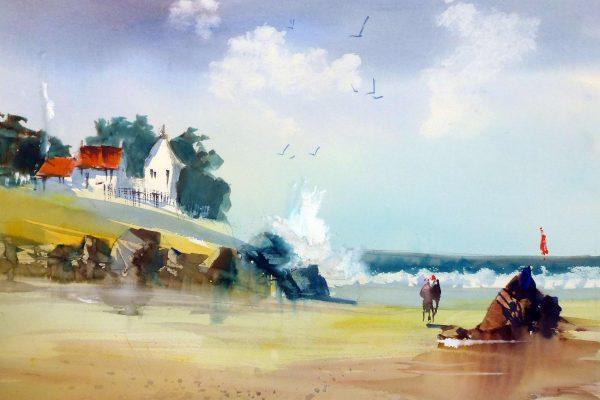 A walk on the beach (1)